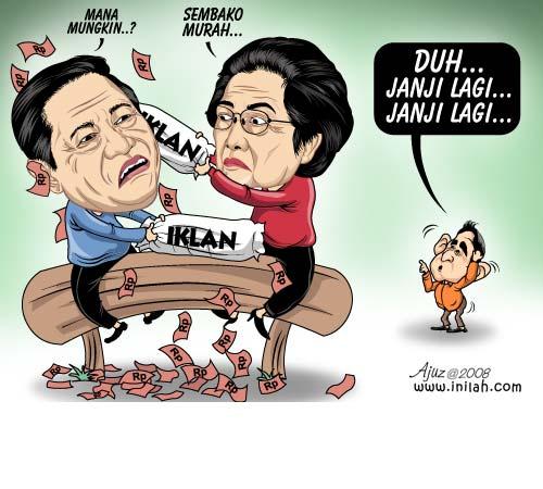 kartun dan karikatur apa bedanya blogger cupu oo